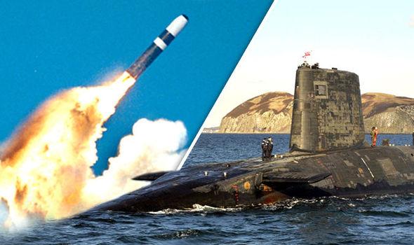 """Anh: Sĩ quan phụ trách tên lửa hạt nhân trên tàu ngầm HMS """"tình dục và ma túy"""" vướng bê bối - 1"""