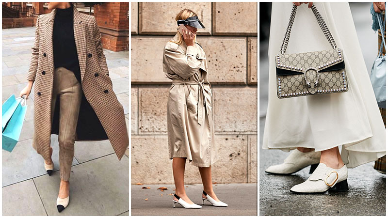 Cách lựa chọn những đôi giày sang trọng sành điệu nhưng vẫn thoải mái cho nàng - 6