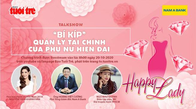 Chào mừng ngày Phụ nữ Việt Nam 20/10 cùng nhiều hoạt động ý nghĩa với Nam A Bank - 1