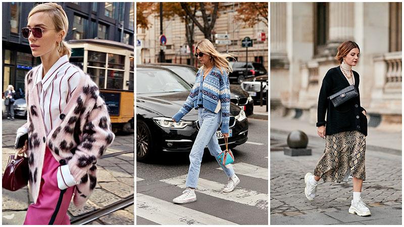 Những phong cách áo cardigan những cô nàng cần biết cho mùa đông năm nay - 3