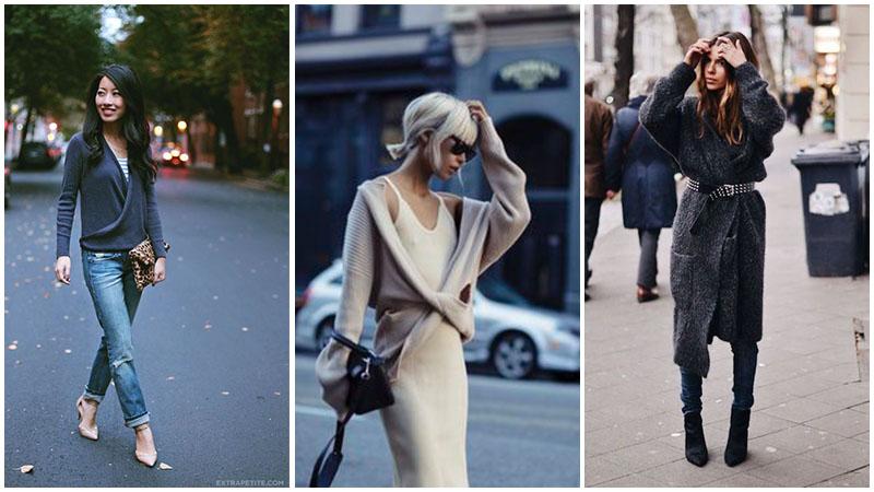 Những phong cách áo cardigan những cô nàng cần biết cho mùa đông năm nay - 8