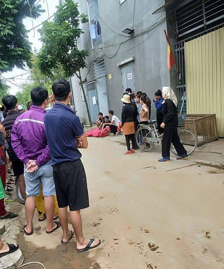 Nghi phạm đâm vợ và người tình ở Bắc Giang đã ôm mìn tự sát - 1