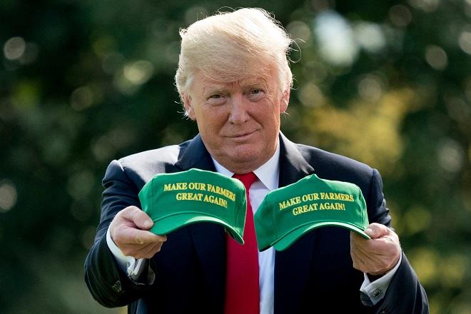 """""""Món quà"""" từ Trung Quốc có thể giúp ông Trump tái đắc cử - 1"""