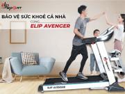 Tin tức sức khỏe - Máy chạy bộ điện Elipsport đồng hành vì sức khỏe người Việt