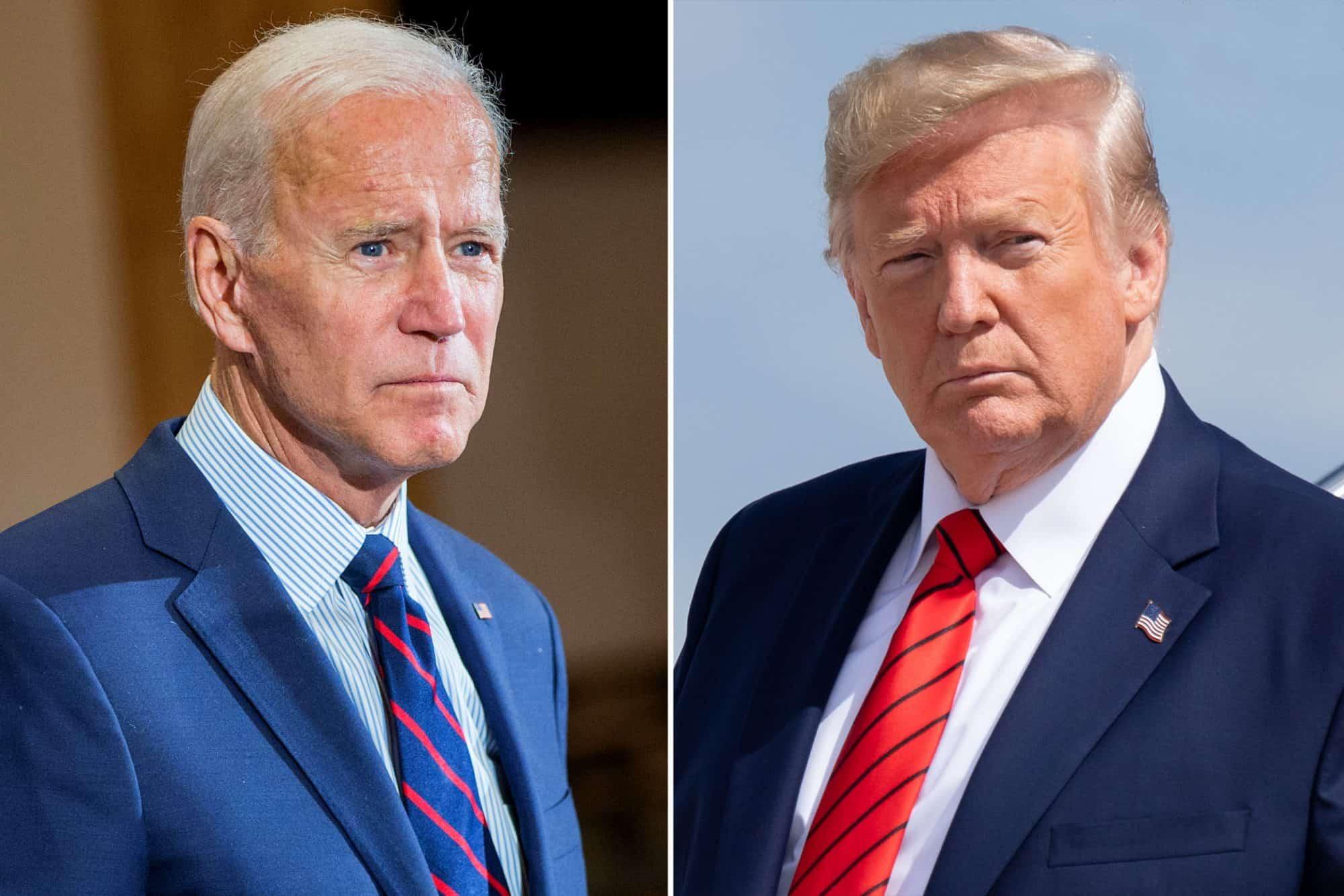Bầu cử Mỹ: Ông Trump gấp rút giành phiếu, ông Biden thận trọng - 1