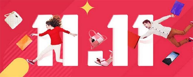 """""""Cháy túi"""" khi mua sale sập sàn ngày lễ độc thân 11 tháng 11 tại Tmall và Taobao - 1"""
