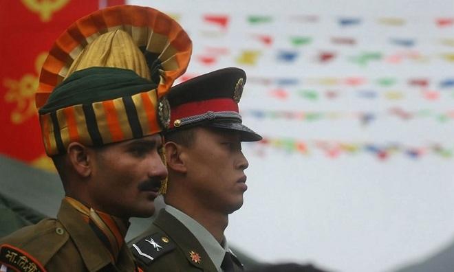 """Tình huống binh sĩ mất tích ở Ấn Độ và phản ứng """"khác lạ"""" của Trung Quốc - 1"""