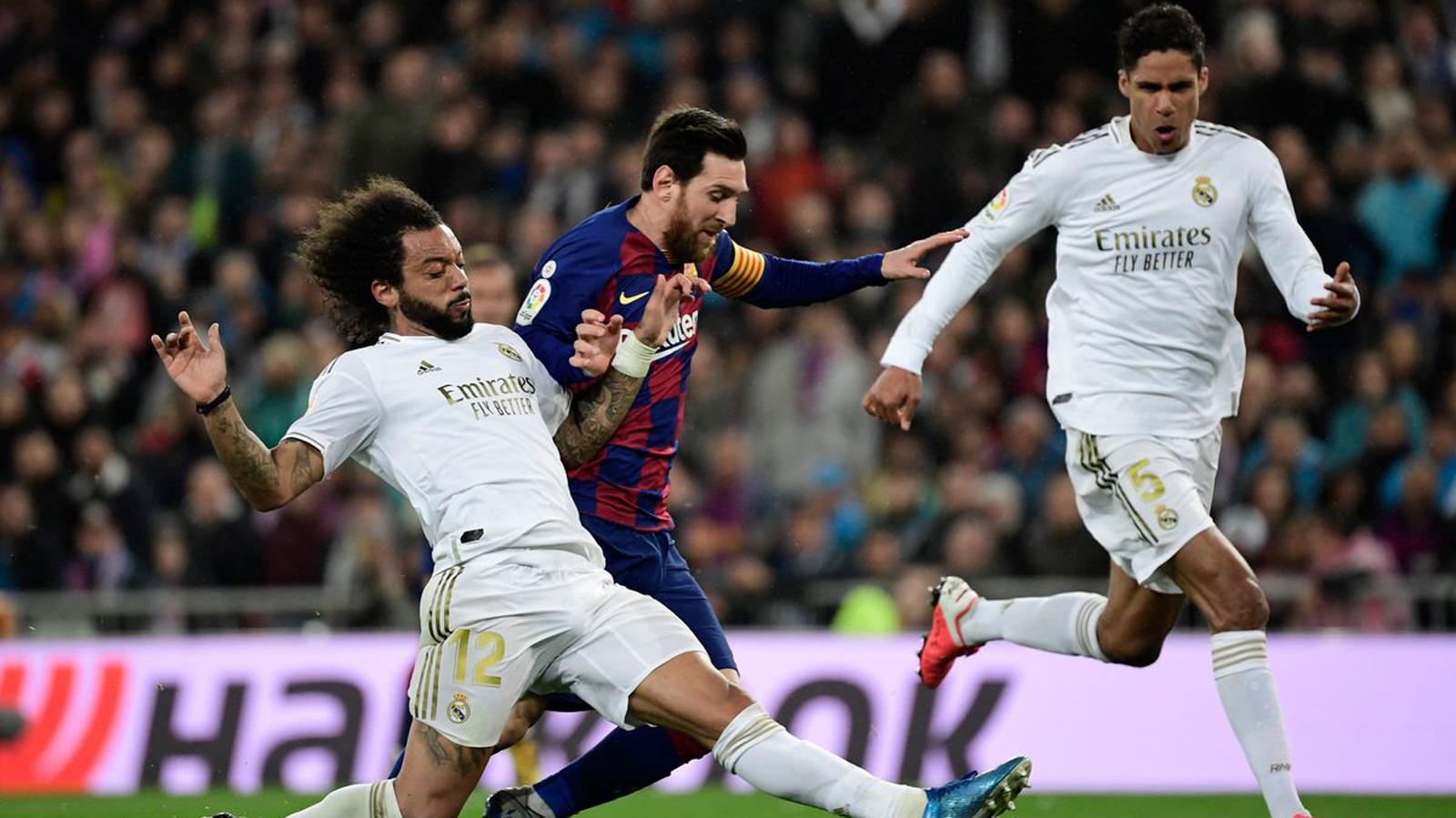 """""""Siêu kinh điển"""" Barcelona – Real Madrid: Thư hùng rực lửa, Messi mơ phục thù - 2"""