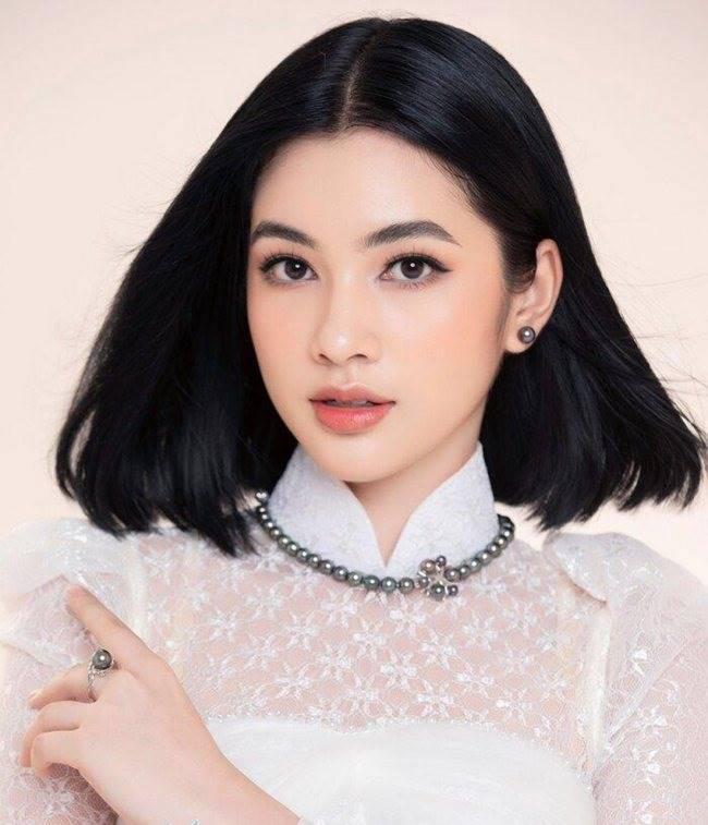 Nguyễn Thị Cẩm Đan đến từ An Giang, là gương mặt nhận được sự chú ý của người hâm mộ trong cuộc thi Hoa hậu Việt Nam2020.