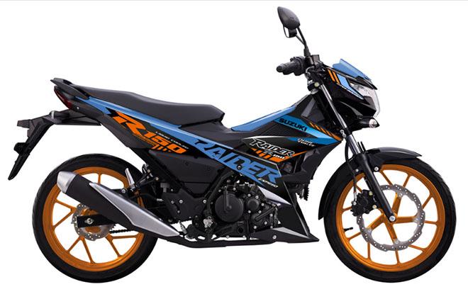 Suzuki Việt Nam trình làng Raider R150 2021: Đối thủ lớn của Yamaha Exciter - 1
