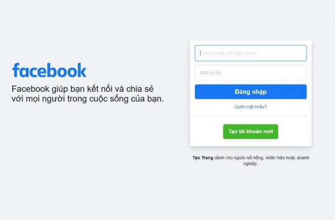 Mách bạn cách lấy lại tin nhắn đã xóa trên Facebook - 1