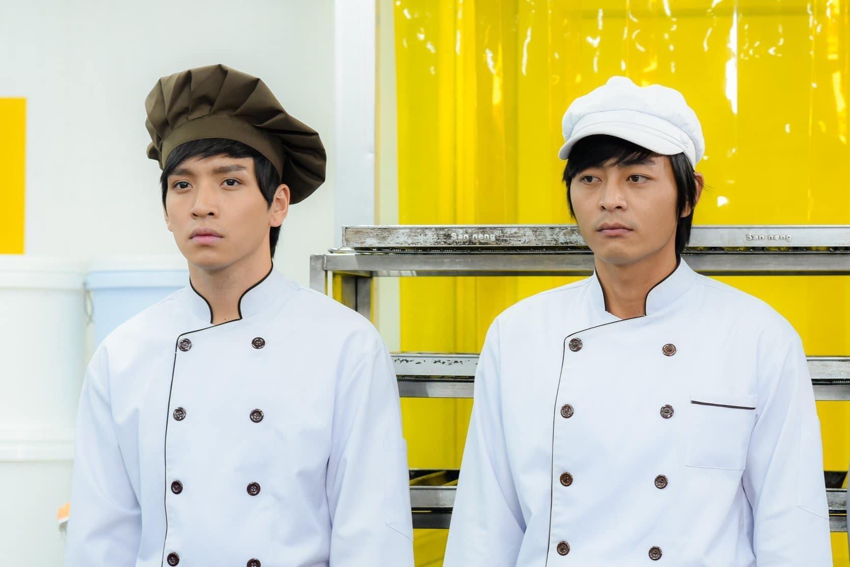 """Từ """"Tiếng sét trong mưa"""", Quốc Huy và Bạch Công Khanh trở thành đối thủ trong """"Vua bánh mì"""" VN - 1"""