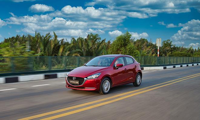 Giá xe Mazda2 lăn bánh tháng 10/2020, giảm tới 50 triệu đồng - 1