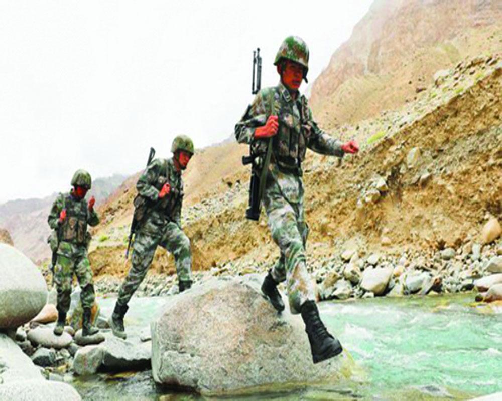 Giữa căng thẳng biên giới, Ấn Độ thả lính TQ cho thấy điều gì? - 1