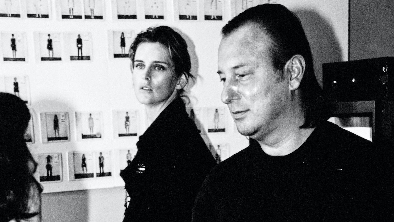 Helmut Lang: Người đàn ông tiên phong của thời trang - 1