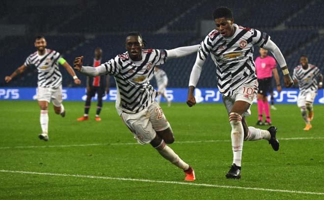 """Rashford 2 lần """"kéo sập"""" Paris: Lu mờ siêu sao Mbappe, hung thần của PSG - 1"""