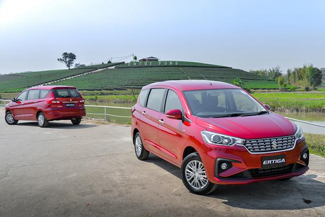 Suzuki Ertiga và XL7 đang được giảm giá, cao nhất 42 triệu đồng - 1