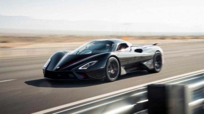 Danh hiệu ô tô nhanh nhất thế giới có chủ nhân mới - 1