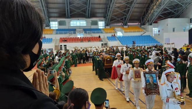 Tiếng hát ru con tiễn biệt của người mẹ liệt sĩ Đoàn 337 hy sinh tại Quảng Trị - 1