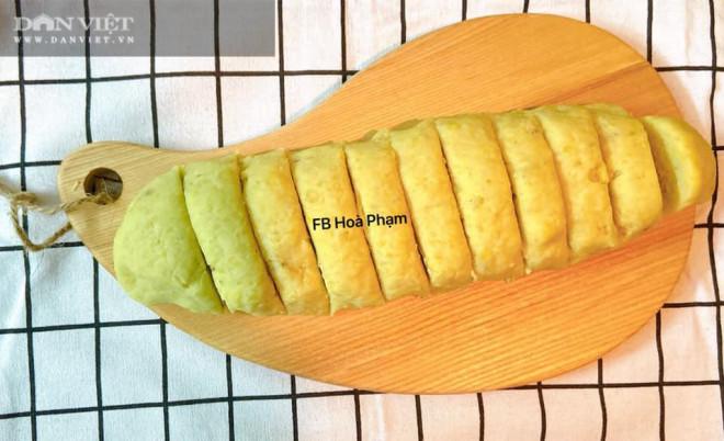 Làm bánh khoai lang bằng nồi chiên không dầu, món ăn vặt ưa thích ngày trở gió - 6