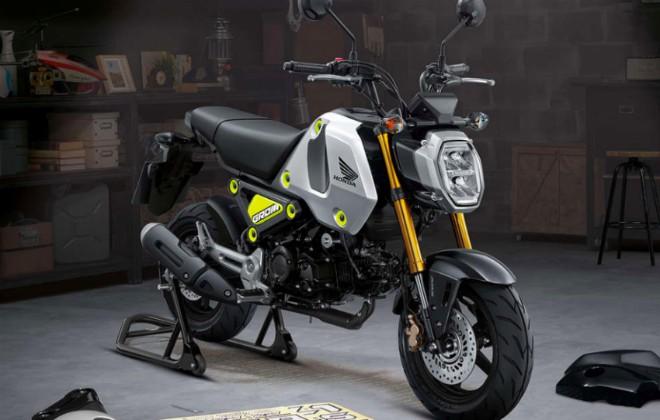 2021 Honda MSX 125 Grom ra mắt, sẽ sớm về Việt Nam - 1