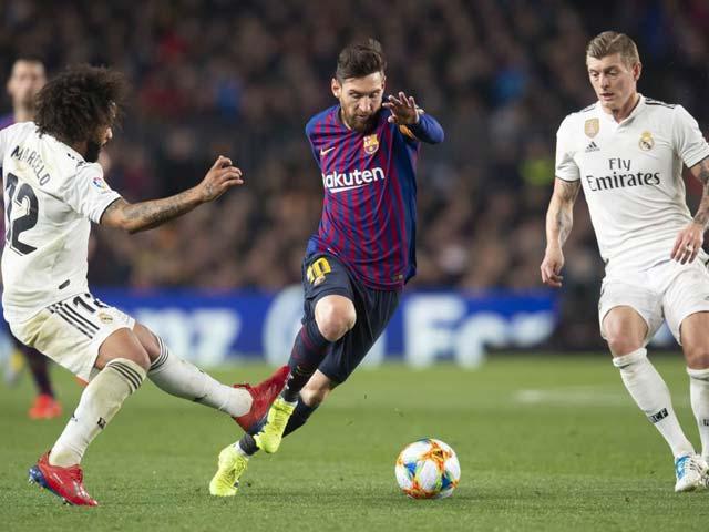"""Siêu kinh điển Barca - Real """"một mất một còn"""", ngóng chờ video nóng nhất trên 24h.com.vn - 1"""