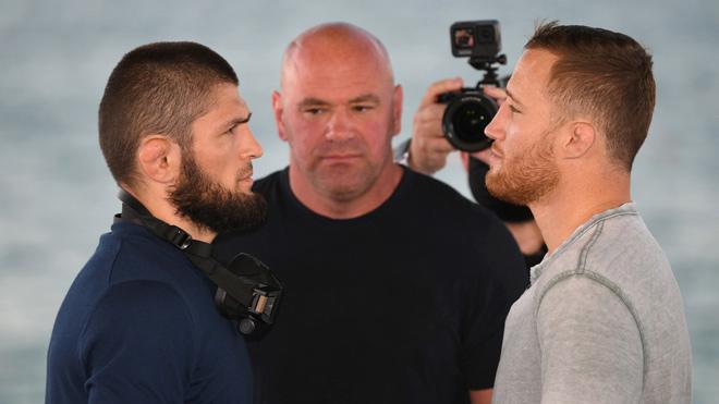 """So tài """"đút túi tiền tấn"""" ở UFC: Khabib quyết hạ Gaethje """"100 lần"""" - 1"""