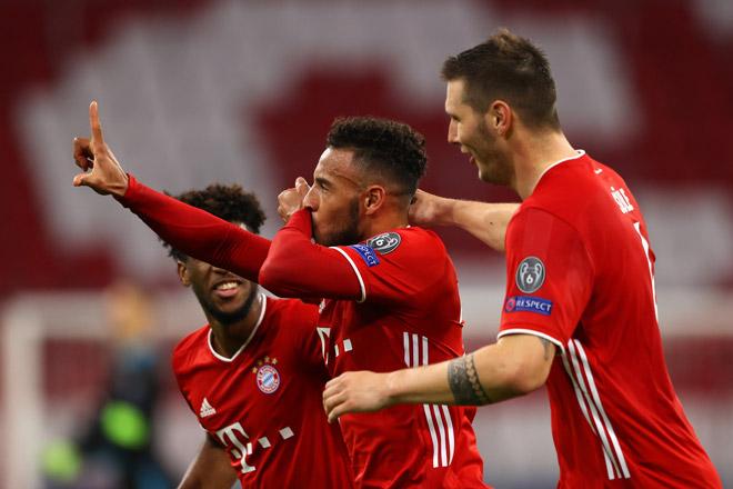 Nóng bỏng vòng bảng Cúp C1: Real - MU gây sốc, Bayern - Barca thị uy - 1