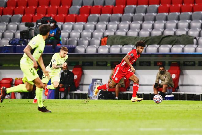 Kết quả bóng đá Cúp C1 Bayern Munich - Atletico Madrid: Sức ép khủng khiếp, hủy diệt đối thủ - 1