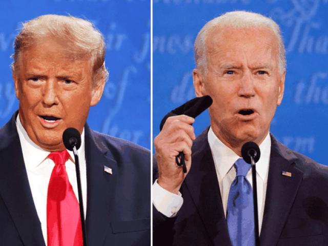 Tranh luận Trump - Biden: Những đòn công kích cá nhân đáng chú ý nhất
