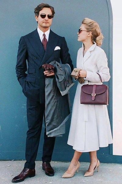 Cách phối trang phục đôi cho bạn và người ấy - 4