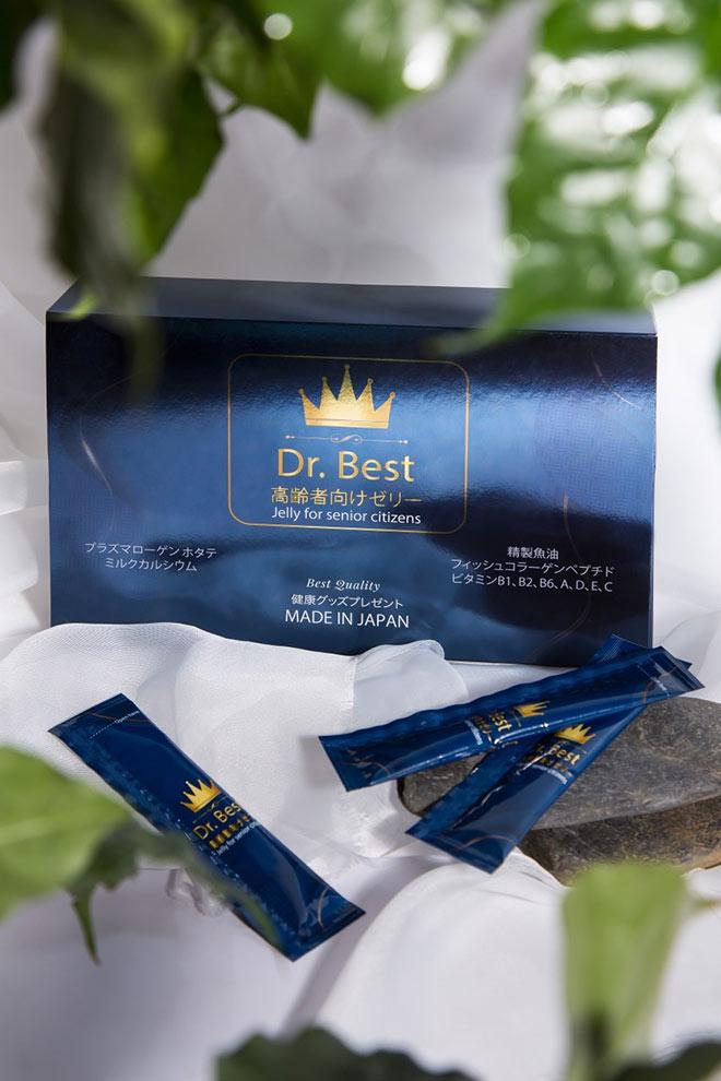 Dr.Best – TPCN dạng thạch bảo vệ sức khỏe và đem lại niềm hạnh phúc cho tuổi già - 1