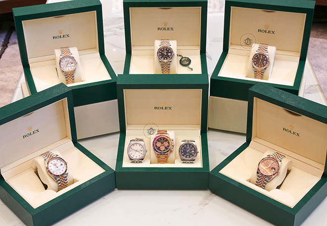 Những mẫu đồng hồ Rolex hai tông màu đáng chú ý tại Boss Luxury - 1