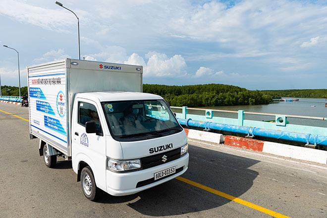 Tại sao xe tải nhẹ Super Carry Pro của Suzuki được tin dùng? - 1