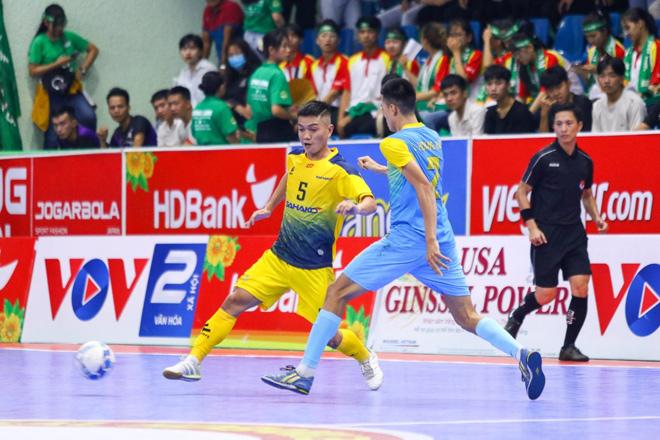 Thái Sơn Nam lần thứ 5 liên tiếp lên ngôi vô địch Giải Futsal HDBank Vô địch Quốc gia 2020 - 1