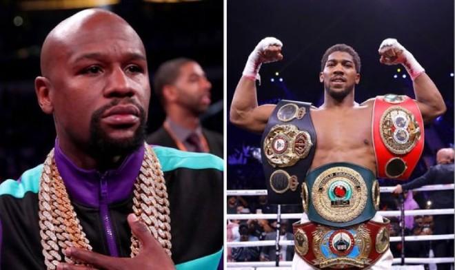 Tin thể thao HOT 23/10: Mayweather đề xuất ý tưởng sốc cách mạng boxing - 1