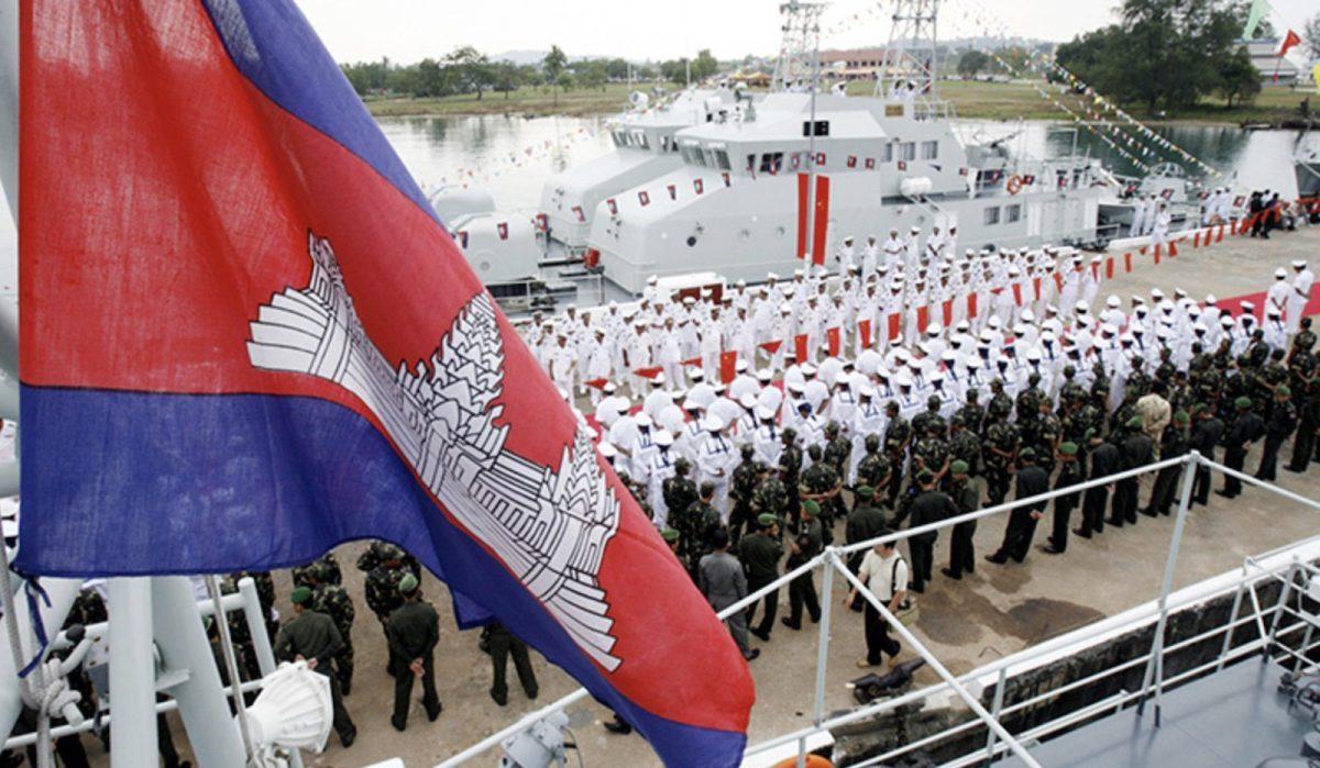 Thực hư việc TQ đưa quân vào căn cứ quân sự Campuchia - 1