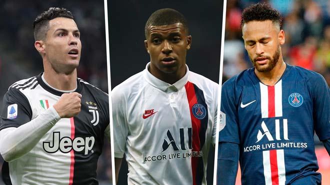 """Chấn động Ronaldo: Siêu cò đàm phán sếp PSG, """"bom tấn"""" cuối mùa kích hoạt? - 2"""