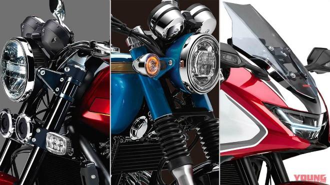 """Honda CB750 FOUR mới """"hồi sinh"""" lại huyền thoại một thời - 1"""