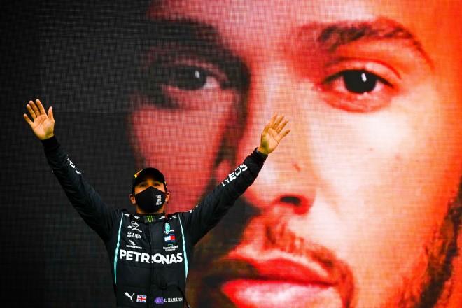 """Đua xe F1, Portuguese GP: Lịch sử sang trang cho """"viên ngọc đen"""" Hamilton - 1"""