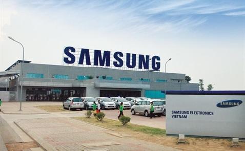 Choáng với doanh thu của Samsung Việt Nam - 1