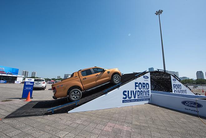Ford tổ chức chuỗi sự kiện lái thử Ford SUV Drive 2020 tại Việt Nam - 1
