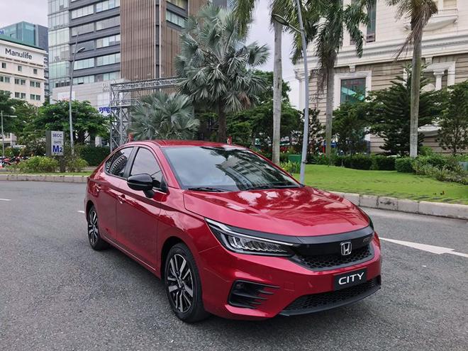 Honda City 2020 chốt lịch ra mắt tại Việt Nam, giá tăng nhẹ - 1