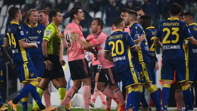 Juventus 3 trận hòa ở Serie A: Nhớ Ronaldo, âu lo đấu Messi - Barca - 1