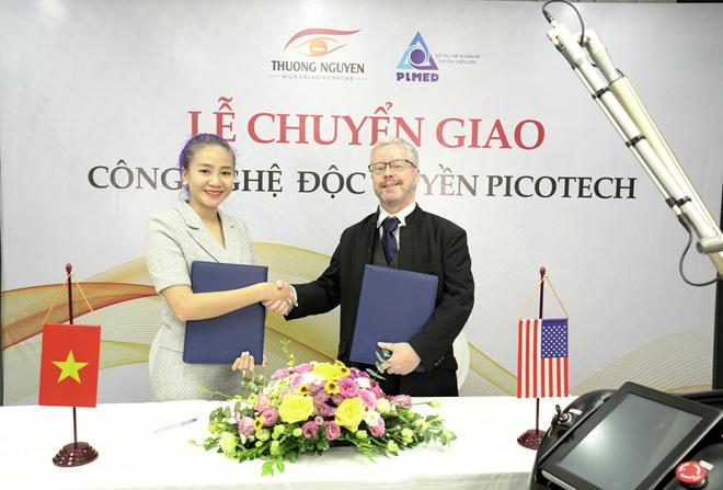 Thương Nguyễn tiếp nhận chuyển giao công nghệ Laser PicoSecond - 1