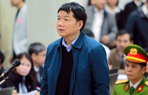 Truy tố ông Đinh La Thăng vụ sai phạm cao tốc TP.HCM - Trung Lương - 1