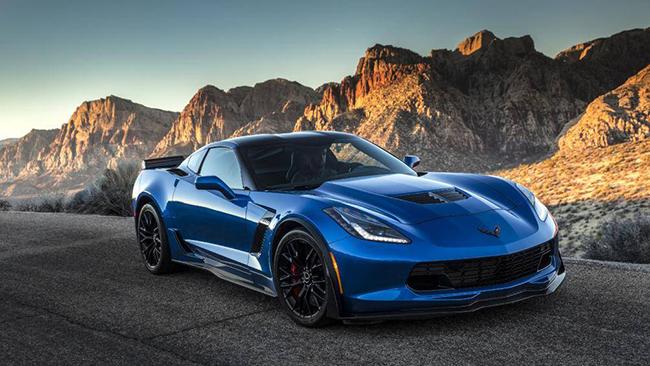 3. Corvette Z06