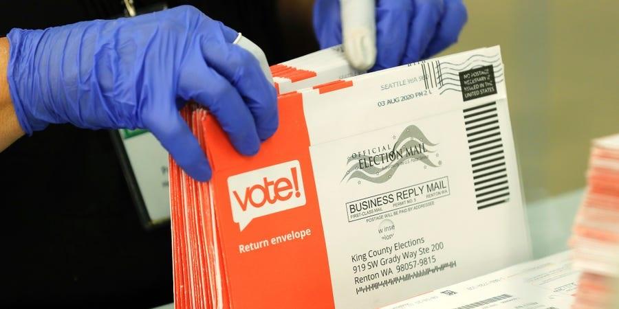 Bầu cử Mỹ 2020: Quy trình kiểm phiếu năm nay có gì khác biệt? - 1