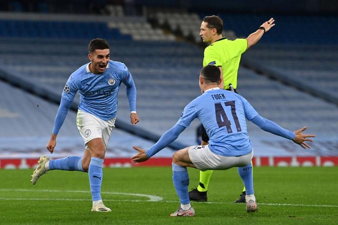 """Nhận định bóng đá Marseille - Man City: """"Liệu cơm gắp mắm"""", tìm kiếm 3 điểm - 2"""