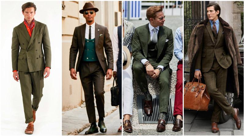 Đàn ông luôn cần có veston khaki nhưng mặc sao cho đẹp không phải ai cũng biết - 2